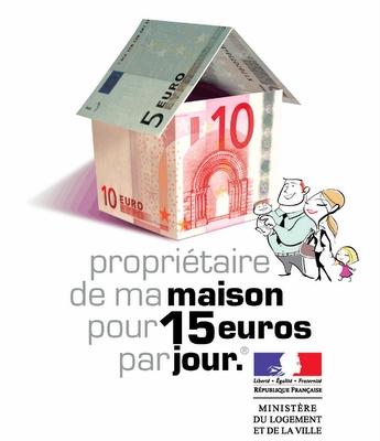 Maison à 15 € par jour